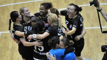 Cea mai mare victorie pentru Baia Mare in acest sezon de Liga! 32-24 cu Ferencvaros, campioana Ungariei