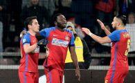 STEAUA 0-1 TRENCIN. Infrangere pentru Steaua lui Reghe in ultimul amical din Antalya! Marica a rezistat tot meciul, Gebhart a jucat din nou
