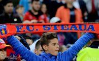"""OFICIAL: 1 din 2 romani tine cu Steaua. Ce rezultate are cel mai nou sondaj cu intrebarea """"Cu ce echipa din Romania tineti?"""""""
