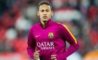 Neymar imparte Manchester in doua. City si United se bat pe semnatura brazilianului genial de la Barcelona. Suma e COLOSALA