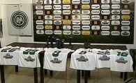 ACUM LIVE VIDEO! Chiajna isi prezinta toate transferurile inaintea meciului cu Steaua! Starul Milevski, prezent la conferinta