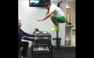 Antrenamentul de NBA pentru Florin Andone! Ce face starul Cordobei ca sa fie la INALTIME la Euro 2016. VIDEO