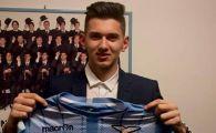 A inceput fotbalul ca fundas, acum este noul PORTAR al lui Lazio! Interviu EXCLUSIV cu pustiul Ionut Rus, pariul pentru o noua generatie de Mondial a Romaniei