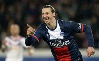 Pentru ca el e Zlatan si poate! Starul lui PSG a facut schimb de tricouri CU DOI JUCATORI de la Chelsea dupa meci :)