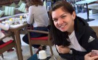 Aparitie surpriza pentru Simona Halep inaintea turneului de la Doha! Cu cine s-a fotografiat. FOTO