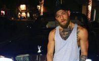 """""""Ingerul si regele!"""" Aroganta de 350.000 euro facuta de Conor McGregor, starul din UFC. FOTO"""