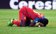 'N-am cazut nicio clipa! Sunt pregatit, trebuie sa batem Dinamo!' Ce spune Tade dupa ce a fost reprimit la Steaua