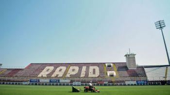 Giulestiul se transforma pentru Euro 2020! O peluza va fi demolata, arena va intra in reconstructie din 2017