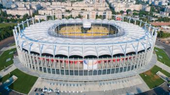 """""""Muzeul il mai vizitezi, National Arena nici macar atat"""". Burleanu trimite sageti catre Primarie si spune ca nici Federatia nu e lasata sa intre pe stadion"""