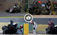 Rosberg a castigat prima cursa din noul sezon de Formula 1! Alonso si Gutierrez s-au facut praf in turul al 17-lea. Clasamentul