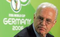 ULTIMA ORA! Un nou cutremur in fotbal! Marele Beckenbauer, anchetat de Comisia de Etica a FIFA pentru coruptie