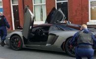 Cum a ramas Nasri fara un Lamborghini de 420.000 de euro! Momentul in care politia l-a lasat fara bolidul de lux. FOTO