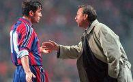 """""""El m-a vazut in 1994, la Mondial, si m-a luat la Barcelona!"""" Gica Hagi, intr-un interviu emotionant dupa moartea lui Johan Cruyff"""