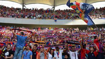 """Dinamo a spus """"pas"""", Steaua deschide National Arena! Preturi minime pentru galerii: cat costa biletele pentru meciurile cu ASA si Dinamo"""