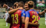 Steaua baga MILIOANE la Pandurii! Anomalia Romania loveste din nou. Cati bani de titlu a primit Pandurii de la buget