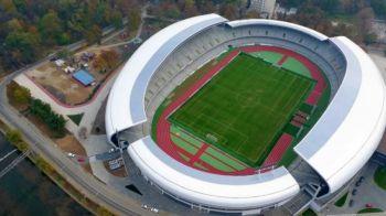 S-a deschis National Arena, dar se poate inchide stadionul din Cluj! Situatie incredibila: al doilea stadion al tarii e ingropat in datorii si are conturile blocate