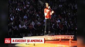 Laura Bretan, fetita care a facut senzatie pe scena la Romanii au talent, a cucerit si America. Vocea ei a rasunat in NBA! VIDEO