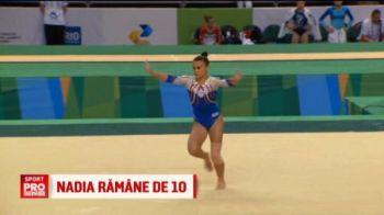 """""""Suntem ambitiosi, nu ne lasam noi!"""" Ce spune Nadia dupa DEZASTRUL nationalei feminine de la Rio"""
