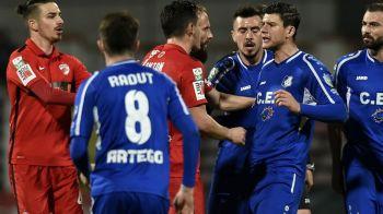 Egal pentru Steaua intre Pandurii si Dinamo. Cele doua echipe s-au anihilat reciproc si raman la 4 puncte in spatele ros-albastrilor | Fazele meciului