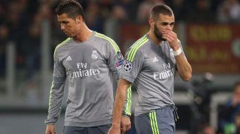 O noua lovitura pentru Zidane! Sanse MICI pentru Benzema sa joace cu Manchester City! Care e situatia lui Ronaldo