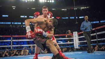 """Imaginic SOC: Amir Khan, facut KO intr-un mod brutal de Canelo Alvarez! """"Zici ca a fost lovit de tren!"""""""