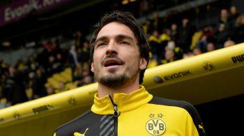 "Mesajul lui Hummels dupa ce a semnat cu Bayern Munchen: ""Cea mai grea decizie din viata mea, dar trebuia sa fac o schimbare"""