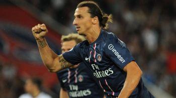 Zlatan a luat o decizie complet neasteptata! Francezii stiu unde vrea sa joace Ibrahimovic din sezonul viitor