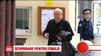 Dinamo il protejeaza pe medicul echipei, dupa moartea lui Ekeng! Cine va sta pe banca la finala cu CFR, marti, in direct la ProTV
