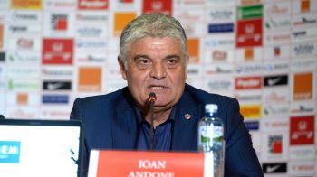 """Ioan Andone vrea sa castige din nou titlul cu Dinamo: """"Suporterii merita asta"""" Buget de 5,5 milioane de euro pentru lupta cu Steaua"""