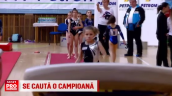 Se cauta o campioana | O singura gimnasta romanca va merge la Rio, lupta e intre Ponor si Iordache. Bitang cauta viitoare campioane pentru 2024