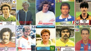Toata Romania vede Romania | Cum aratau selectionerii din grupa noastra cand erau fotbalisti si performantele lor ca antrenori! Mustata lui Iordanescu, de nepretuit :)