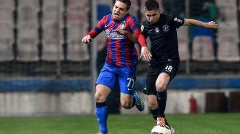 """Pe lista de transferuri anuntata de Becali, Razvan Marin viseaza sa ajunga la Steaua in aceasta vara: """"Vreau sa-i calc pe urme tatalui meu"""""""