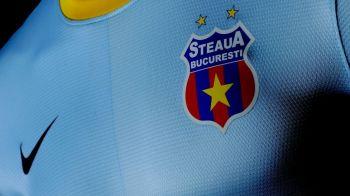 """Steaua va avea emblema noua: """"Graficienii lucreaza la mai multe, suporterii o vor alege"""" Imagine noua din sezonul urmator"""