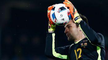 Tatarusanu poate pleca de la Fiorentina dupa Euro! Portarul nationalei depinde de Arsenal! Cati bani cere Fiorentina