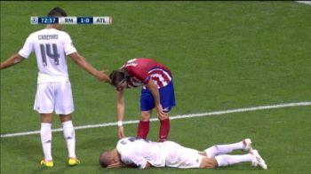 PePENIBIL! Simularile nesimtite ale lui Pepe in finala Champions League: cum a incercat de doua ori sa-l pacaleasca pe arbitru