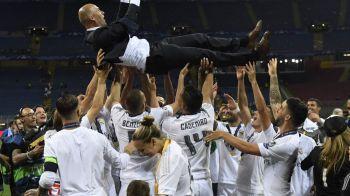 """UEFA a anuntat echipa ANULUI in Champions League! Real Madrid are 6 jucatori! Cine a prins """"lotul"""" de la Barca"""