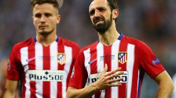 """Scrisoarea superba trimisa de Juanfran suporterilor, dupa penaltyul ratat in finala Ligii. Fundasul le promite fanilor: """"Mai devreme sau mai tarziu vom sarbatori si noi"""""""