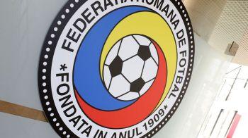 Reactia oficiala a Federatiei Romane de Fotbal dupa sentinta in dosarul dezafilierii Craiovei: fostii conducatori trebuie sa raspunda INDIVIDUAL