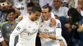 Razboi galactic in semifinalele EURO: Ronaldo si Bale isi disputa locul in ultimul act. Ce spune vedeta Tarii Galilor despre batalia impotriva colegului de la Real
