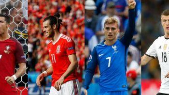3 meciuri care pot decide NOUL BALON DE AUR din fotbal! France Football scrie despre semifinala celor 4 superstaruri care se bat pentru trofeul suprem
