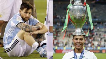 Ce s-a intamplat cu cotele la Balonul de Aur dupa Euro si Copa America. Pe cine vad casele de pariuri castigator sigur