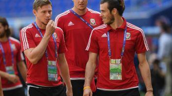 Dinamo s-a inteles cu un international galez, dar mutarea a cazut dupa ce acesta a ajuns in semifinalele EURO