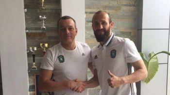 OFICIAL | Ante Puljic a semnat si a fost prezentat la noua sa echipa, unde va fi coleg cu un roman. Ce a spus fundasul dorit de Becali