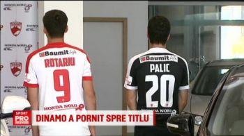Dinamovistii vor juca fiecare meci cu gandul la Hildan si Ekeng: noile echipamente ii vor omagia pe cei doi fosti jucatori. Cum vor atata | VIDEO