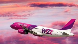 Anuntul Wizz Air pentru Romania, facut in aceasta dimineata. Este valabil doar pana la miezul noptii