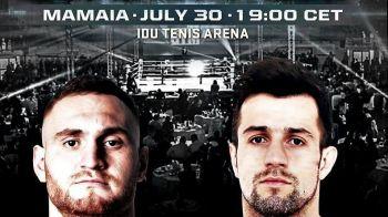 ACUM LIVE la Sport.ro | Tsunami la Mamaia: Sebatian Cozmanca se bate in locul lui Morosanu cu turcul Aygun, Amansio Paraschiv intra si el in ring