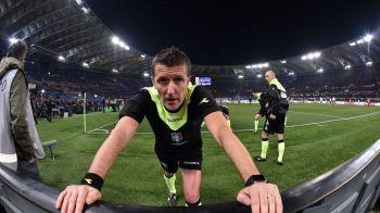 Arbitrul VICTORIEI ISTORICE reusite de CFR cu Man. United, trimis la Steaua - City, pe National Arena! Cine e Daniele Orsato