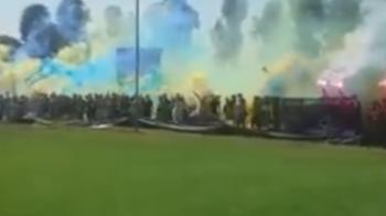 Petrolul TRAIESTE din nou! Azi a jucat primul meci in liga a 4-a, iar atmosfera a fost senzationala. VIDEO