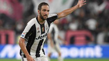 """""""Continuati sa spuneti ca sunt GRAS!"""" Ce a spus Higuain dupa primul gol in tricoul lui Juventus, dat in poarta lui Tatarusanu"""