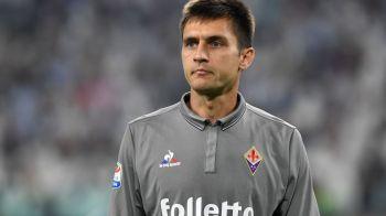 ULTIMA ORA | Tatarusanu s-a accidentat in meciul Fiorentinei si poate rata convocarea la nationala. Daum ar putea apela de urgenta la Nita